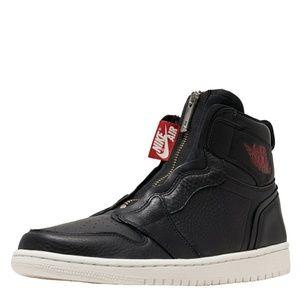 0eba2a5d25ec65 Nike Shoes - Nike Jordan Retro 1 Womens High Zip Shoe Sneaker
